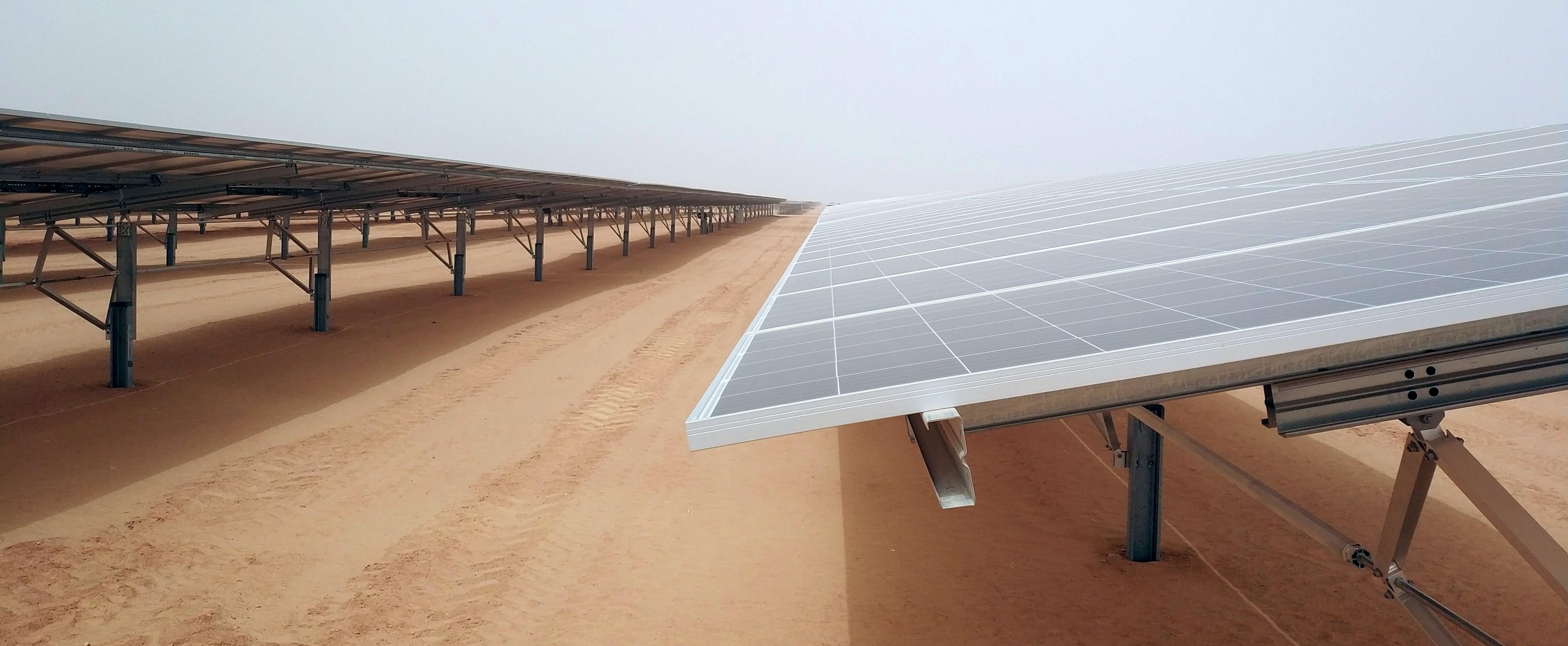Solarunternehmen nutzt AI